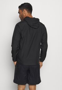 Jack & Jones Performance - JCOZSPORT JACKET - Training jacket - black - 2