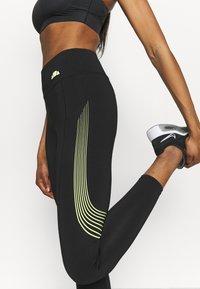 Ellesse - BERIDAT LEGGING - Leggings - black - 3