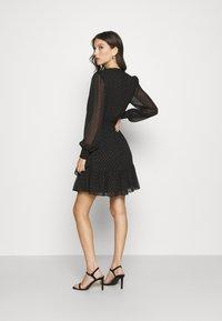 Forever New - CALLIE SKATER MINI DRESS - Day dress - black - 2