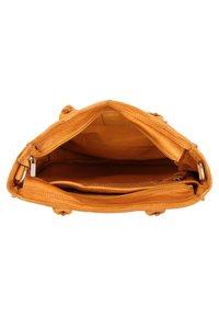 Cowboysbag - WOODRIDGE - Handbag - amber - 4
