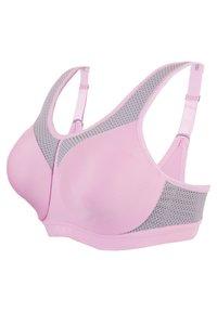 Glamorise - Push-up bra - pink/grau - 3
