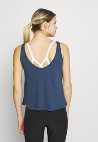 The North Face - EASY TANK - Top - blue wing teal - 2