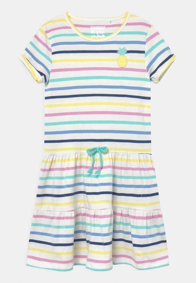 KID - Žerzejové šaty - multi-coloured