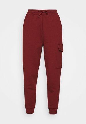 BEDA - Cargo trousers - rose rust