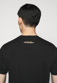 Lamborghini - T-shirt imprimé - black - 6