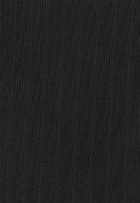 Anna Field MAMA - JERSEY DRESS - Jersey dress - black - 2