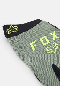 Fox Racing - RANGER GLOVE GEL - Gloves - green - 1