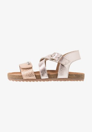 Sandals - soft pink