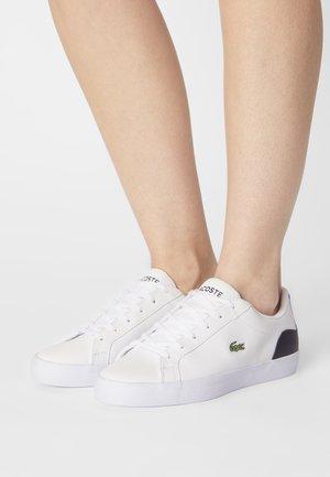 LEROND - Sneakers basse - white/black