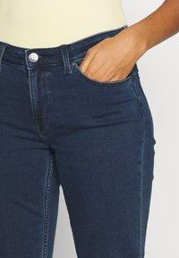 Lee - MARION - Straight leg jeans - dark joni - 4