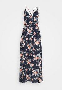 Vila - VIMESA WRAP DRESS - Maxi dress - navy blazer - 4