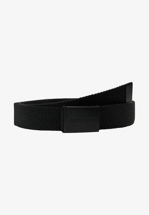 CLIP - Pásek - black