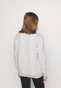 Tommy Jeans - Sweatshirt - silver grey heather - 2