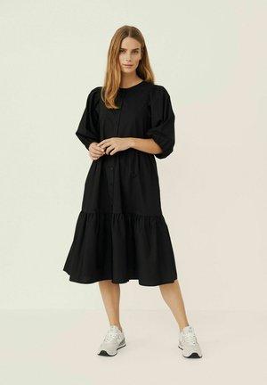 HASITA - Shirt dress - black