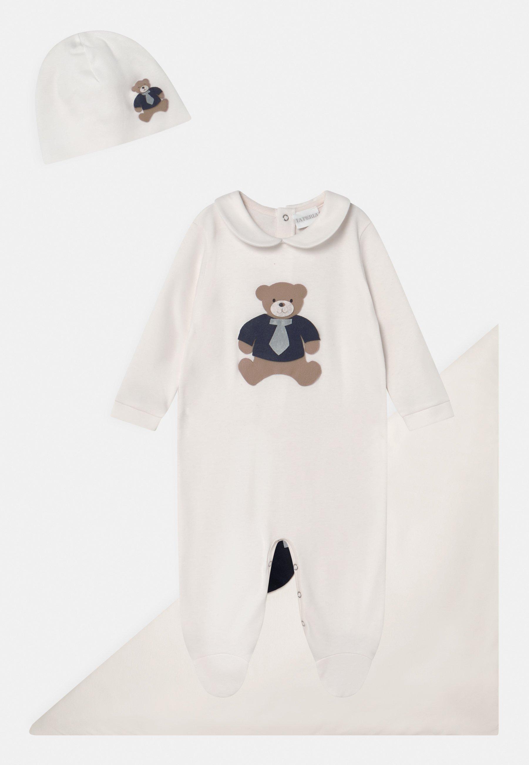 Kids MAXI GIFT SET ORSETTO CON MAGLIONE UNISEX - Sleep suit