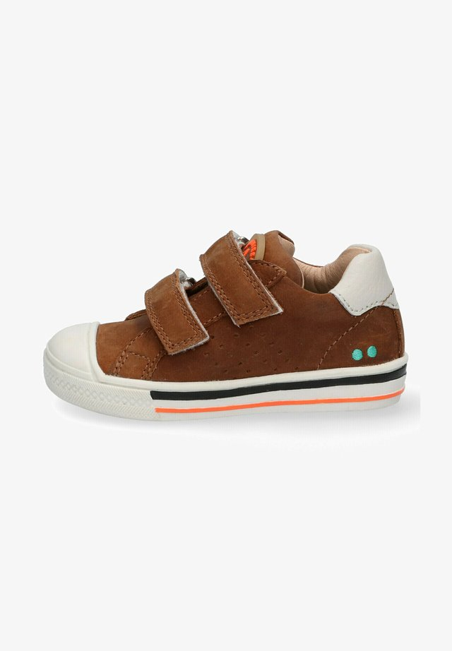Sneakers laag - brown