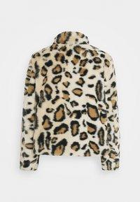 Vero Moda - VMTHEA LEO JACKET - Light jacket - tobacco brown - 1