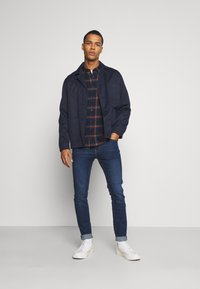 Lee - MALONE - Slim fit jeans - dark martha - 1