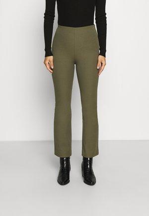 PANT - Kalhoty - khaki