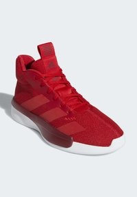 adidas Performance - PRO NEXT 2019 SHOES - Basketball shoes - red - 3