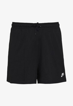CLUB PLUS - Shorts - black/white