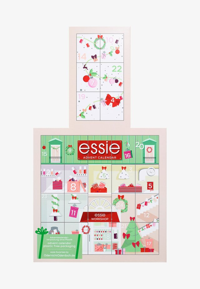 XMAS ADVENT CALENDAR 2020​ - Advent calendar - multi-coloured