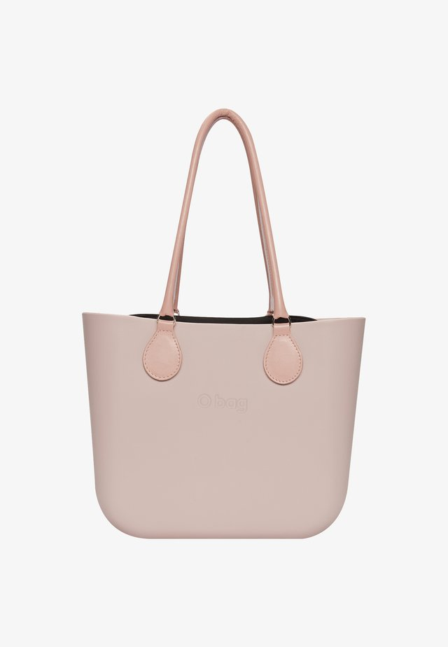 Shopping bag - rosa smoke