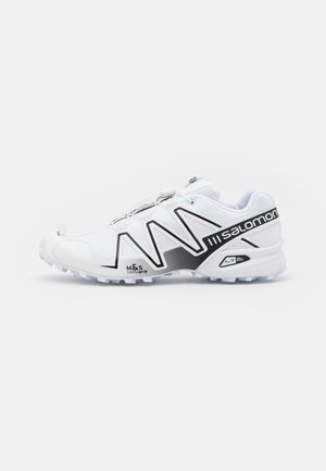 SPEEDCROSS 3 UNISEX - Sneakers basse - white/alloy