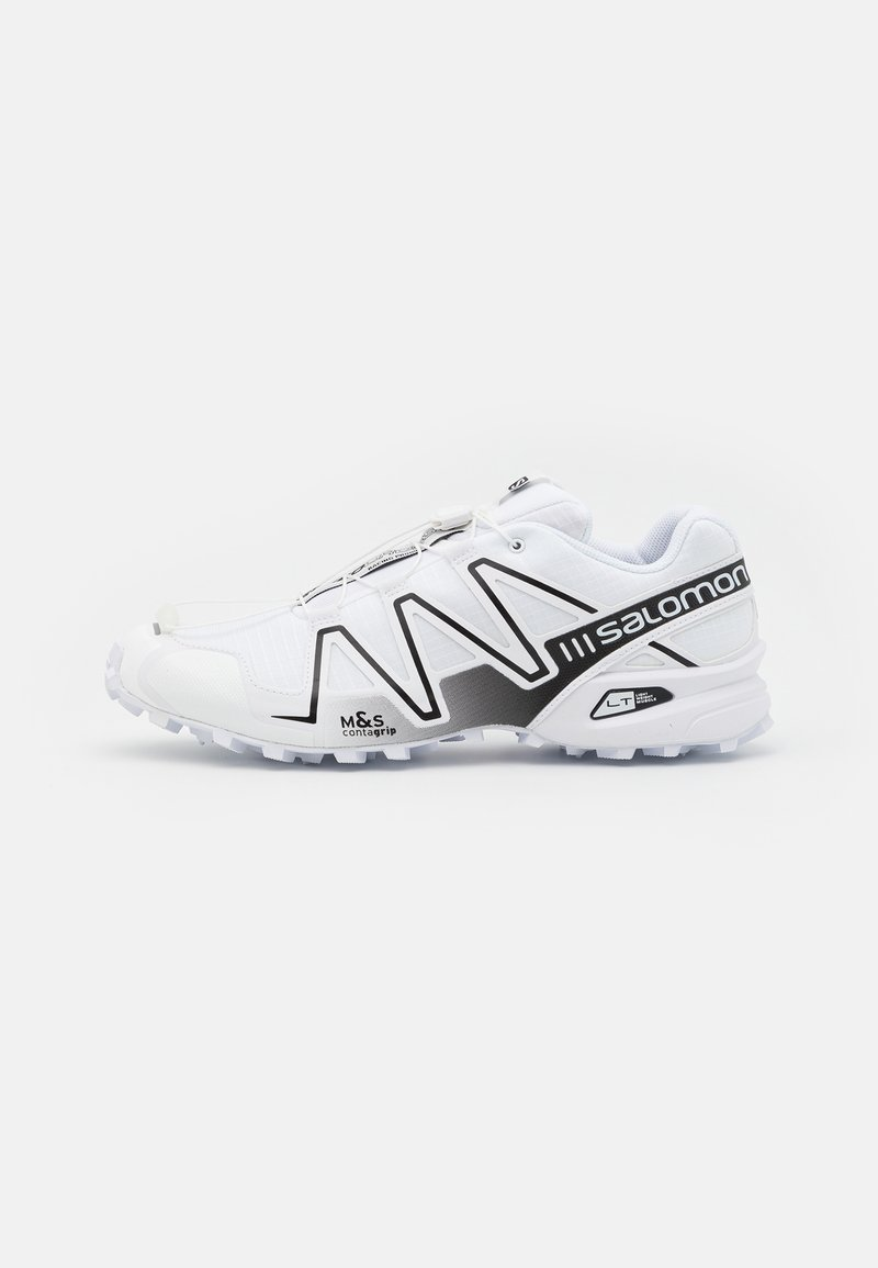 Salomon - SPEEDCROSS 3 UNISEX - Tenisky - white/alloy