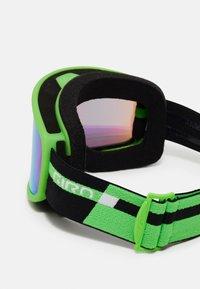 Giro - ROAM - Gogle narciarskie - green - 2