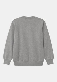 Diesel - SGIRKCUTY OVER UNISEX - Sweatshirts - grigio melange nuovo - 1
