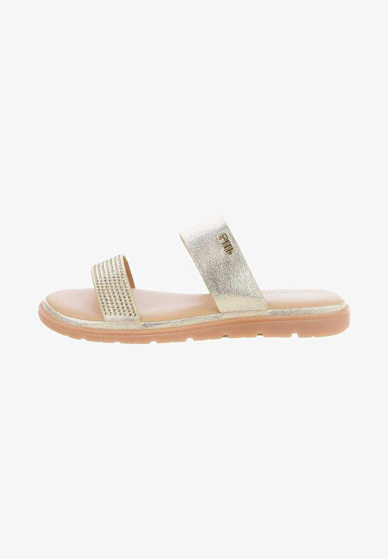 PRIMA MODA - FAGHITANO - Pantofle - gold