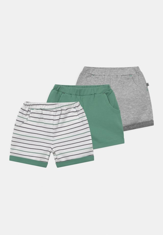 3 PACK - Shortsit - green/grey