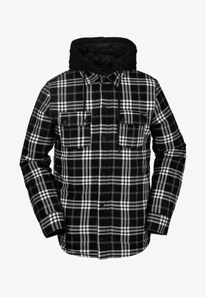 Snowboard jacket - black