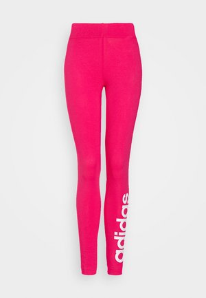 LIN - Tights - power pink/white