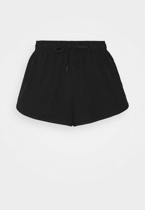 LIFESTYLE MOVE JOGGER SHORT - Pantaloncini sportivi - black/mid grey marle
