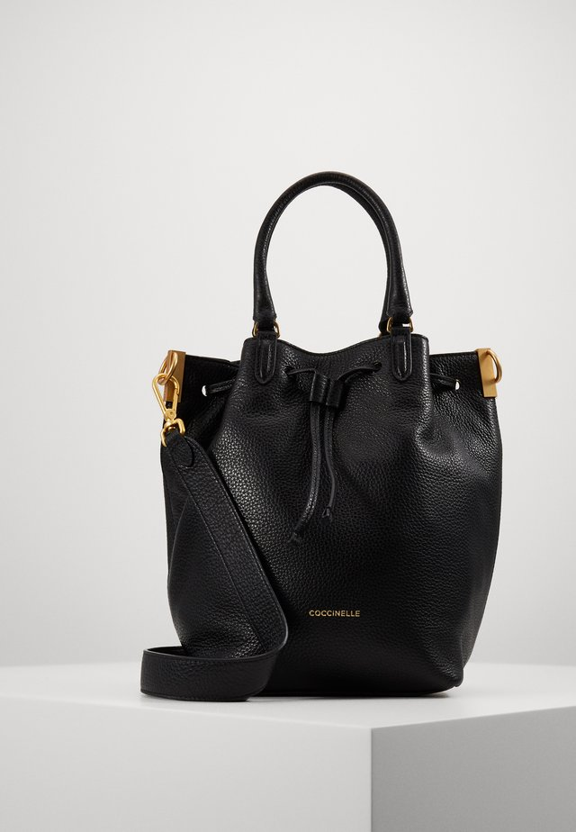 GABRIELLE SOFT BUCKET - Sac à main - noir