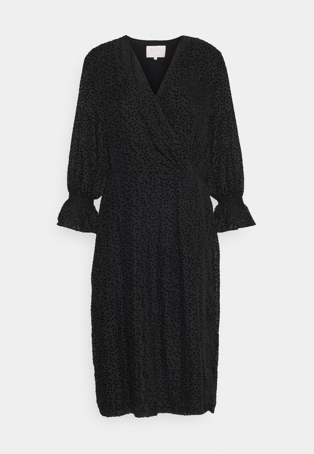 FREDERIKKA - Day dress - black