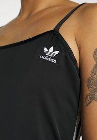 adidas Originals - DRESS - Day dress - black - 7