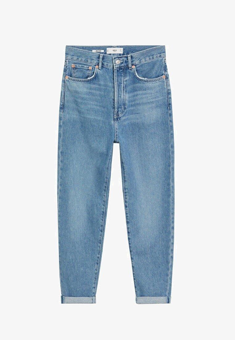 Mango - JEANS - Jeans Tapered Fit - hellblau