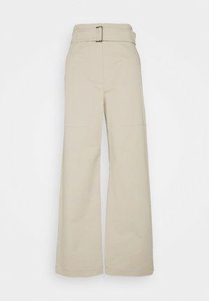 VENERE - Trousers - beige