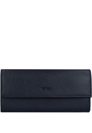 LIV 110 DAMEN GELDBÖRSE RFID LEDER 19,5 CM - Wallet - black