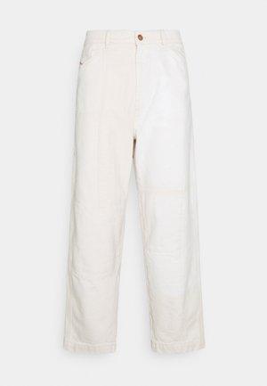 D-FRAN-SP1 - Kangashousut - white