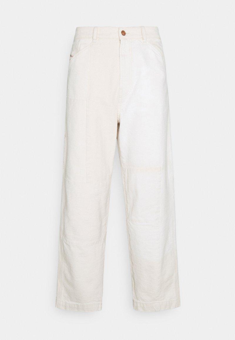 Diesel - D-FRAN-SP1 - Trousers - white