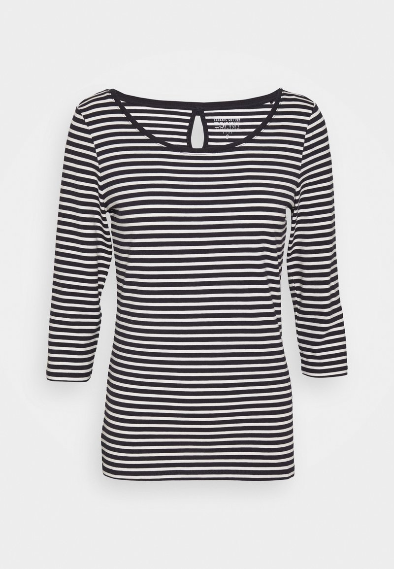 Esprit - Maglietta a manica lunga - navy
