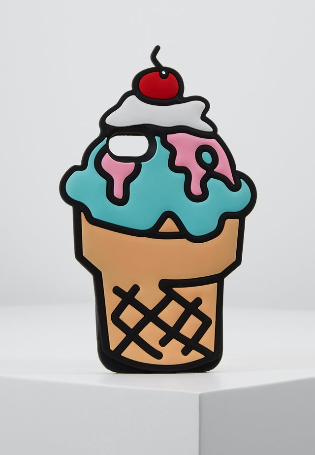 PHONECASE ICECREAM I PHONE 6/7/8 - Mobilveske - multicolor