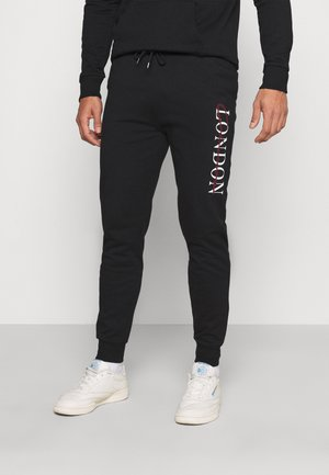 BASE LOGO TRACKSUIT - Sweatshirt - black