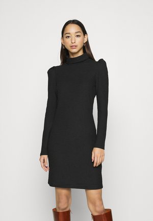 VMFLEUR SHORT DRESS  - Vestido de tubo - black