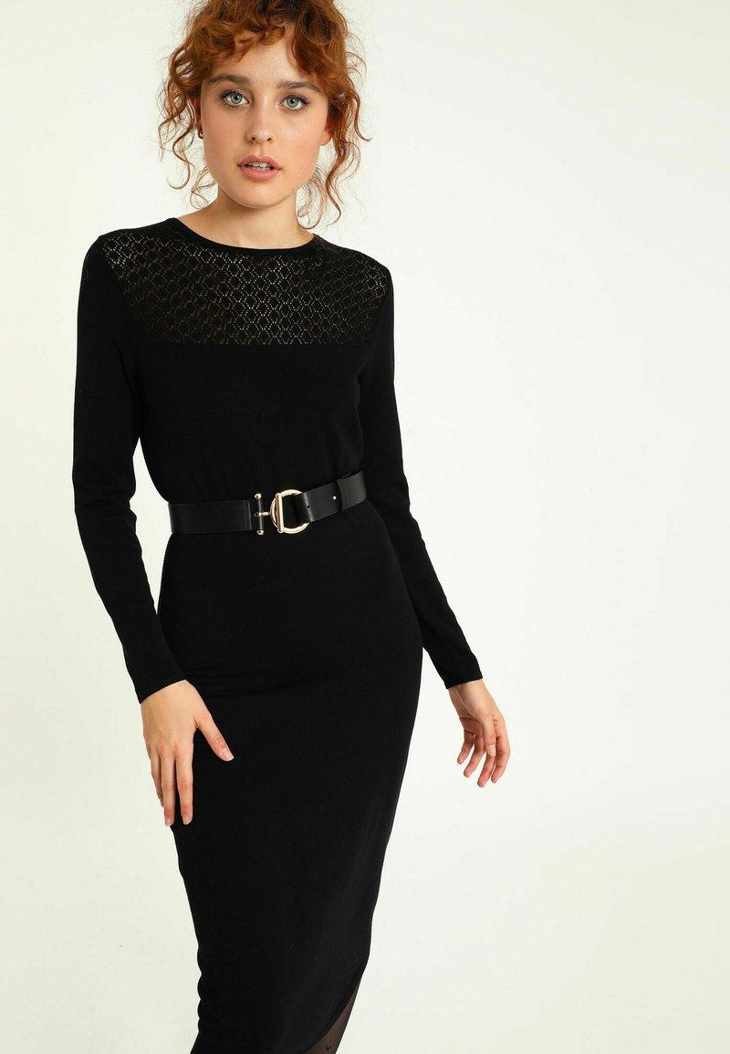 Pimkie - Jumper dress - schwarz