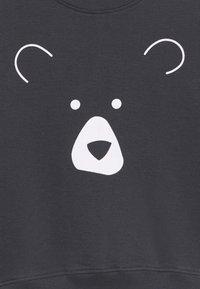 Turtledove - BEAR FACE - Bluza - charcoal - 2